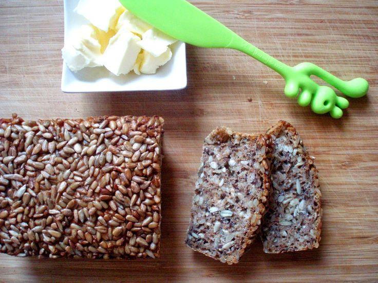 sama złodycz: Chleb ziarnisty na zakwasie