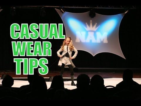 National American Miss Casual Wear tips - YouTube