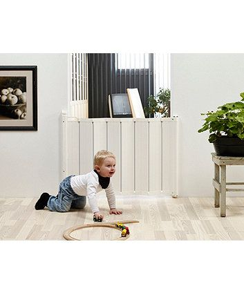 The innovative Guard Me safety gate from Baby Dan is easy to install and near to invisible when not in use.