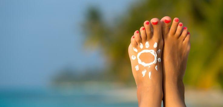 Reef-Safe Sunscreens