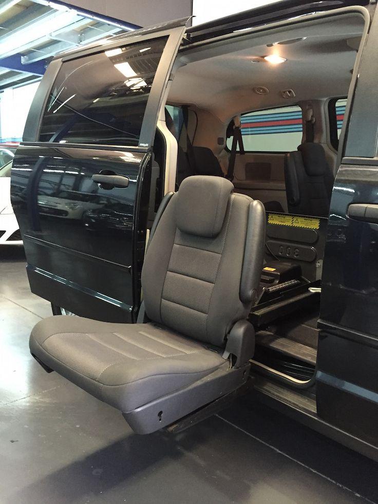 Espacio, comodidad y prestaciones!! CHRYSLER GRAND VOYAGER LX 2.8 CRD AUTO  #chrysler    #grandvoyager #coches #concesionarios #ventacoches #vehiculosocasion #cochessegundamano
