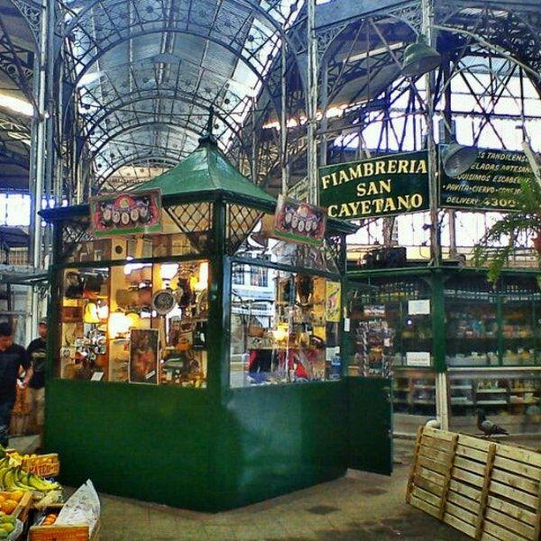 Mercado de San Telmo, Flea Market, Market, and Antique Shop, San Telmo, Buenos Aires