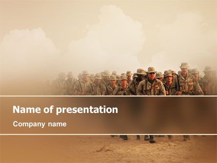 http://www.pptstar.com/powerpoint/template/infantry/ Infantry Presentation Template