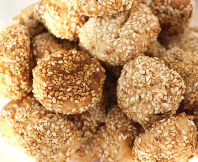 Best Italian Sesame Seed Cookies