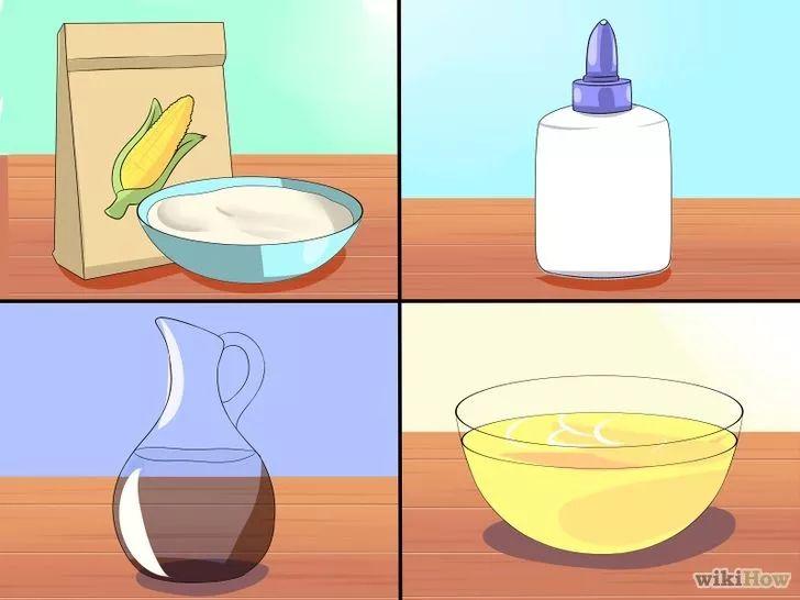 Imagem intitulada Make Air Dry Clay Step 15