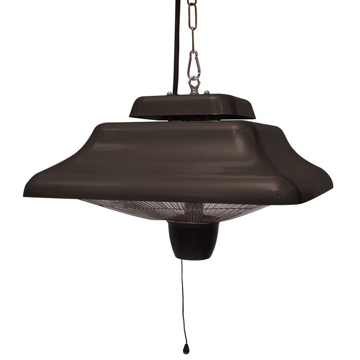 Paramount Ph E138 Square Hanging Infrared Heater Lowe S