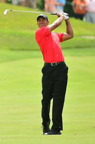 Tiger Woods passes Jack Nicklaus for 2nd all time with his 74th career PGA victory #guesswhosback