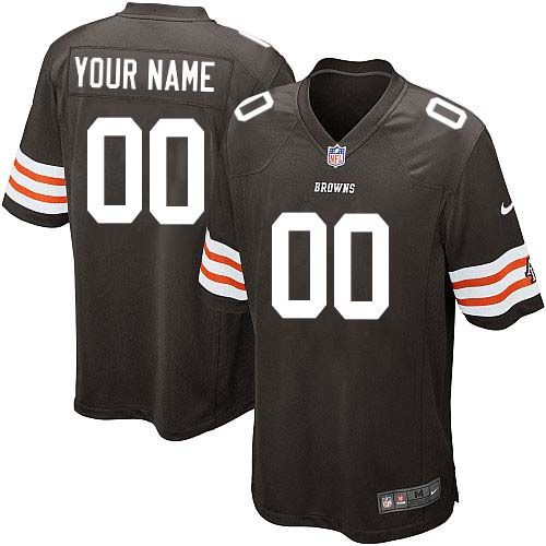 custom browns jersey