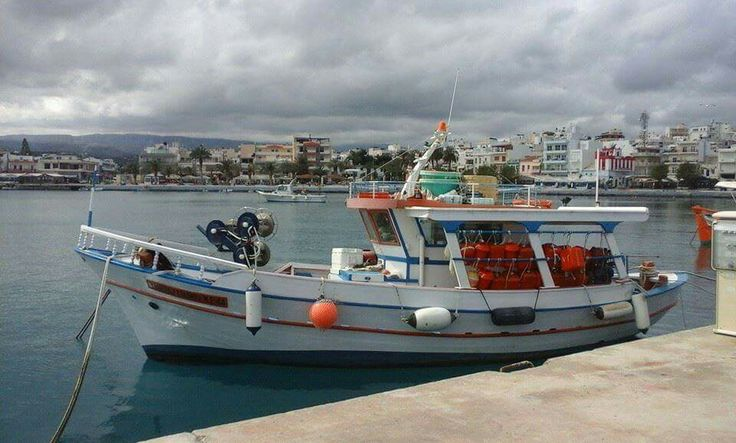 Kapetan Yiannis, Liberty, Limani Sitias