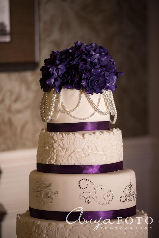 Wedding Cake Toppers anyafoto.com #wedding #caketoppers, wedding cake topper ideas, wedding cake topper desings, purple wedding cake toppers, flower wedding cake toppers