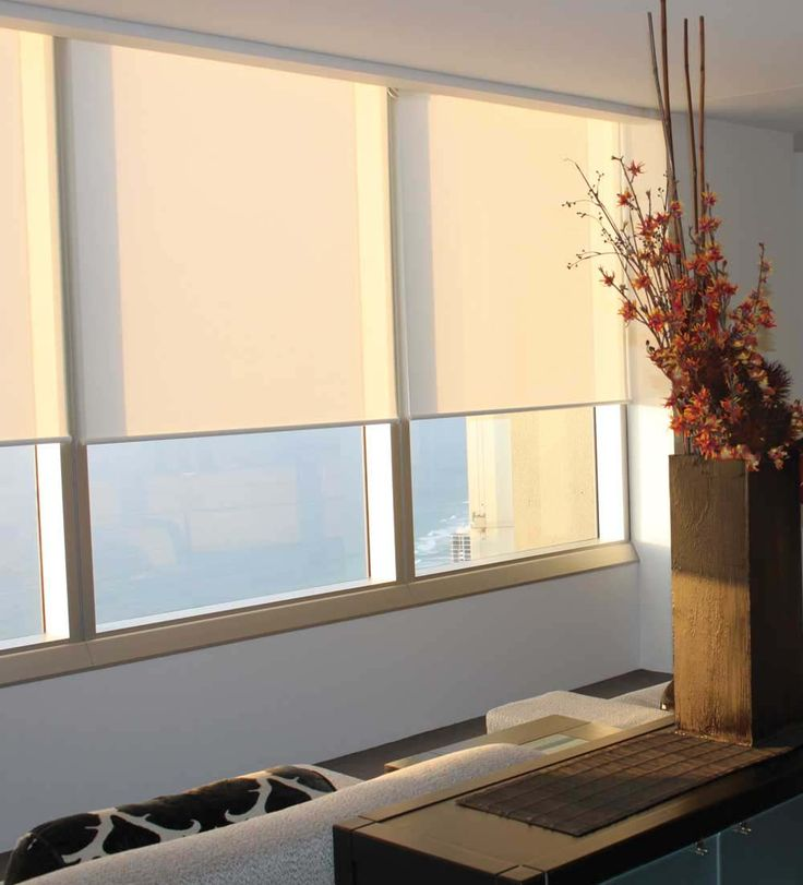 12 best blinds images on Pinterest Shades, House decorations and - schlafzimmer bei roller
