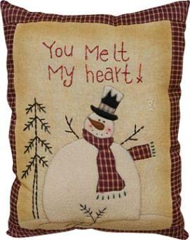 You Melt My Heart Pillow
