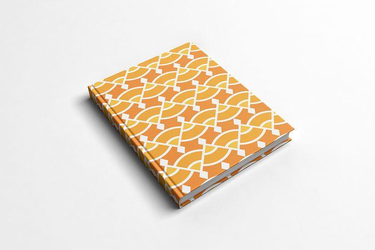 Seamless Pattern/Notebook