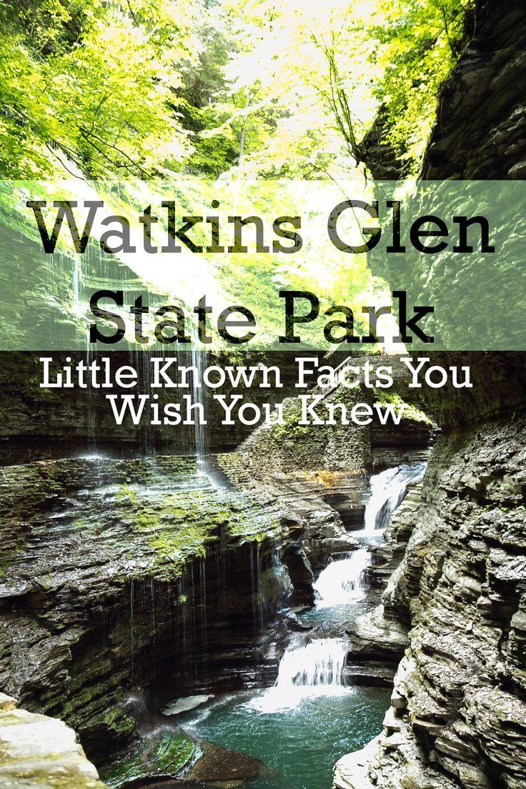Watkins Glen State Park: Little Known Facts You Wish You Knew | http://www.tiarastantrums.com/blog/watkins-glen-state-park