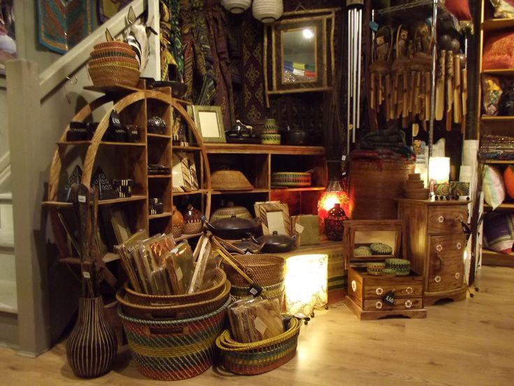 China-berry Furniture - Norwich Shop Display