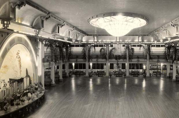 The iconic Cloudland Ballroom in Brisbane was a centre for music and dancing for 40 years