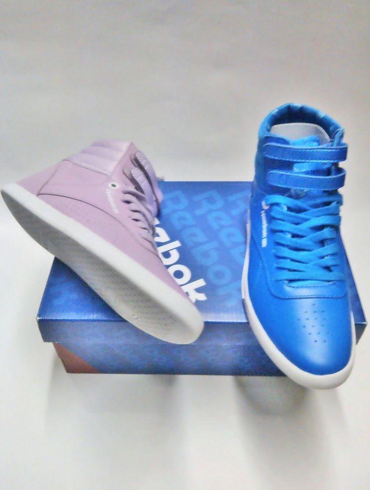 reebook princess para dama disponible en lila y azul claro a tan solo 160.000 disponible en todas las tallas