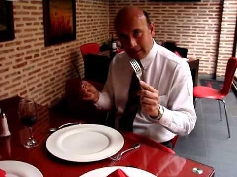 1000 images about etiqueta y protocolo on pinterest tes for O kitchen mira mesa