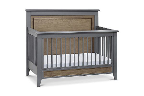 Beckett 4-in-1 Convertible | baby cribs, nursery furniture, bunk beds, lofts, gliders, bedding