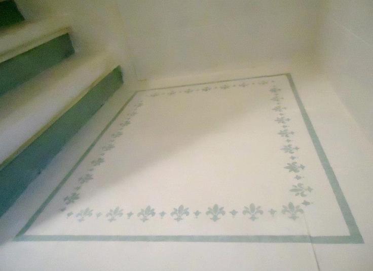 Il tappeto dipinto