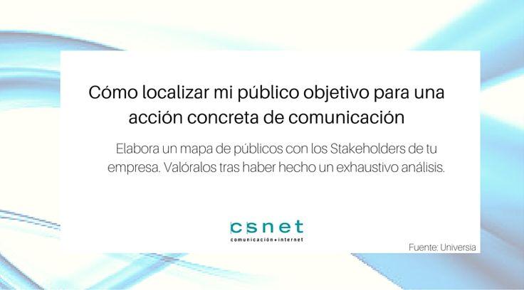 #CSnet #Consejo #Comunicación #Público