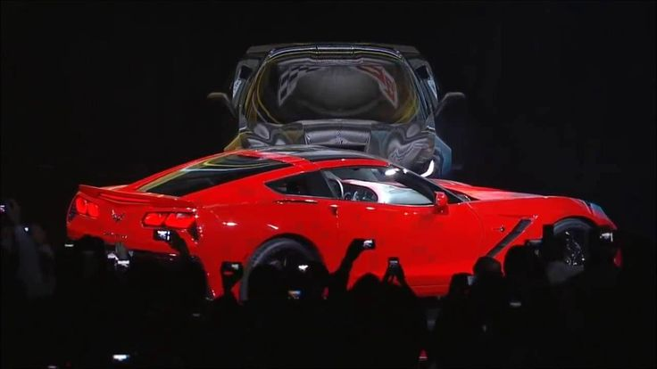 Corvette Live Reveal at 7 PM EST  2014 Corvette  Chevrolet