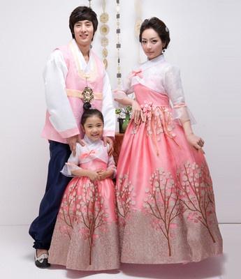 FAMILY HANBOK WOMEN MEN Boy Girl Couple Korean tranditional wedding party 01 1EA | eBay