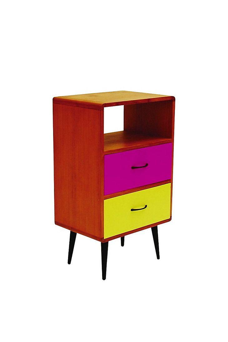 Funky Bedside Tables best 25+ retro bedside tables ideas on pinterest | bedside table