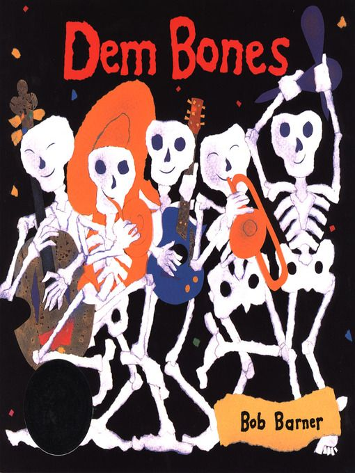 Colorful torn paper collages bring to life this classic African American spiritual. The frolicking skeletons will captivate children and adults while they sing along with this well-known, catchy song. Accompanied by interesting, informative bone facts this book makes a wonderful addition to both home and classroom libraries and a fun treat for Halloween!