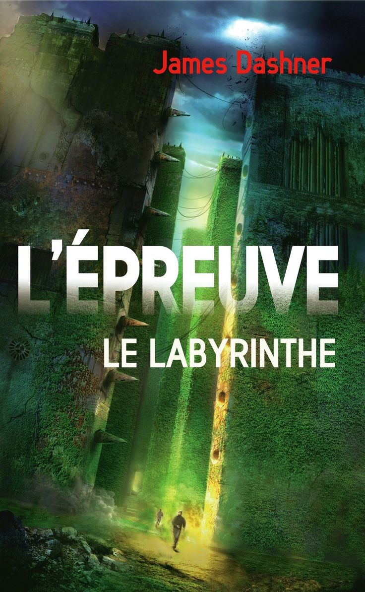 L'épreuve, tome 1 : Le labyrinthe  - James Dashner