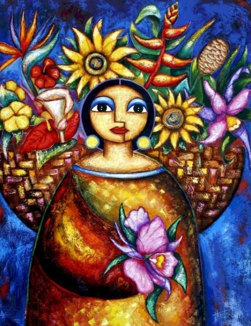 arte de #Colombia