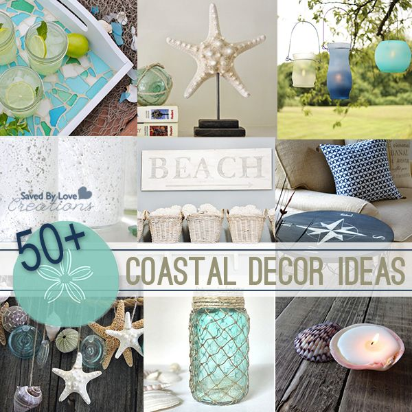 2275 best images about beach and nautical diy crafts on for Nautical craft ideas