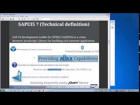 SAP UI5 Online Free Demo   SAPUI5 Tutorials   Global Online Trainings is Hosting Free Online Demo on SAP  UI5 & Fiori on 20th April, 9pm (IST).please contact us for more Details raju@globaonlinetrainings.com