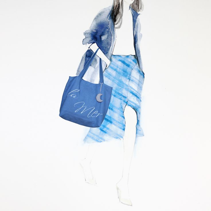 Fashion Illustration for Bag by anotherglow