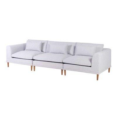 Canapé modulable Hanna ATYLIA prix promo Atylia 1 399,00 € TTC au lieu 2 331,66 €
