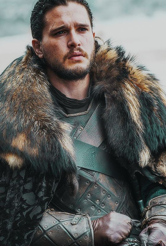 "Jon Snow (6x9 ""Battle of the Bastards"")"