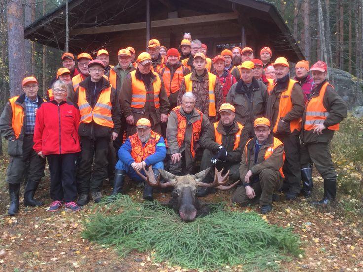Nuolniemen metsästysyhdistys 2015.