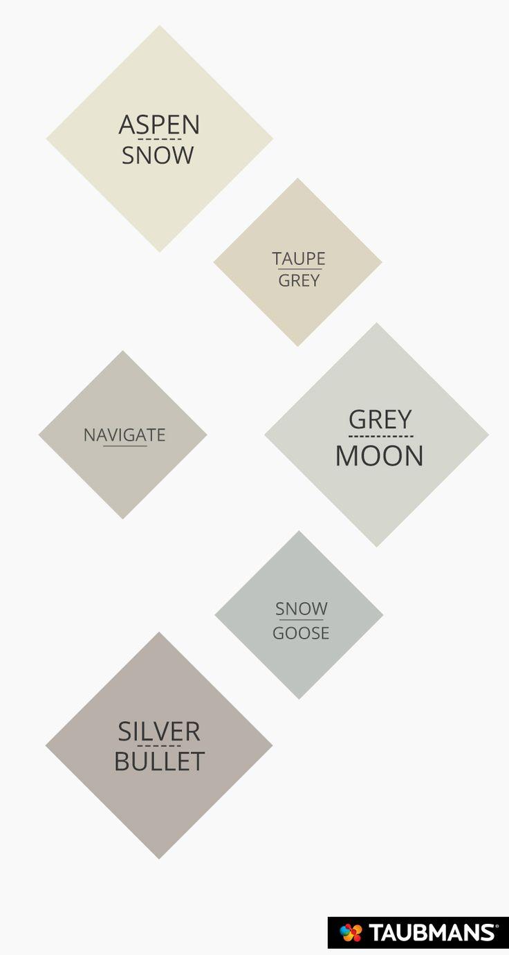 25 best images about paint scheme on pinterest antiques colour chart and taupe - Taubmans exterior paint colours set ...