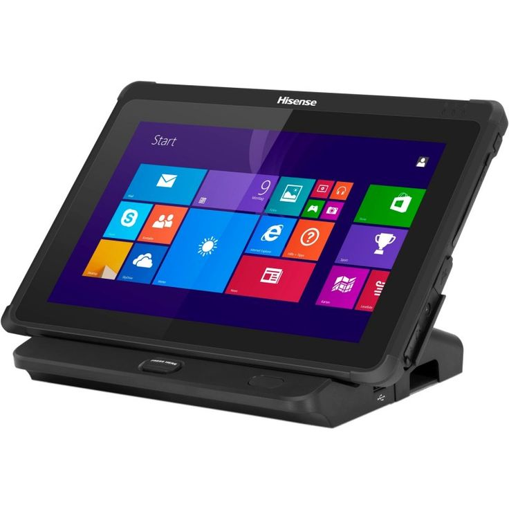 HISENSE HM518 10 INCH POS TABLET WITH DOCK