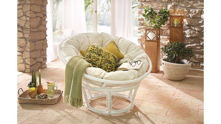 Ruim aanbod HOME AFFAIRE Papasan-stoel met kussen direct verkrijgbaar bij OTTO. Hier koop je online jouw HOME AFFAIRE Papasan-stoel met kussen voordelig en snel.