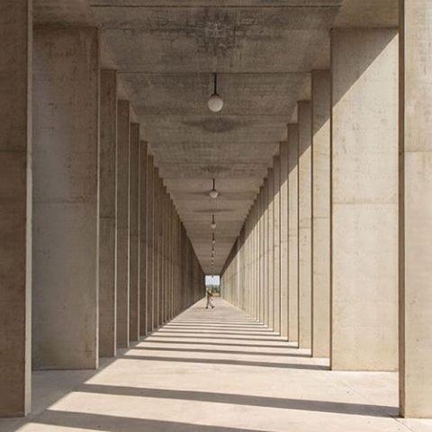 christinebodinoArchitecture #aldorossi #pritzerarchitectureprize #1990 #architecture #archilovers #architect #architectureporn #architecturelovers #architektur #architexture #architettura #architecturephotography