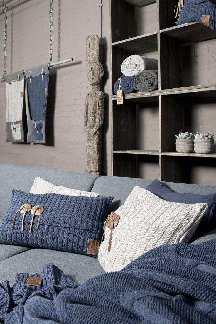 poduszki dekoracyjne Knit Factory