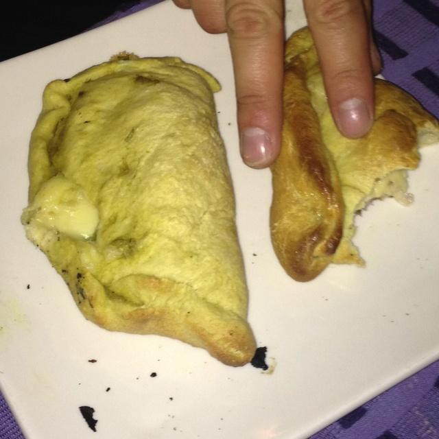 Empanadas con masa Pie de limón: Empanadas Con, Masa Pies, Feet, Con Masa