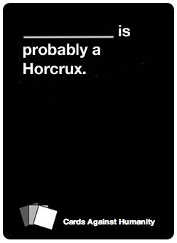 Cards Against Humanity Goes Geeky