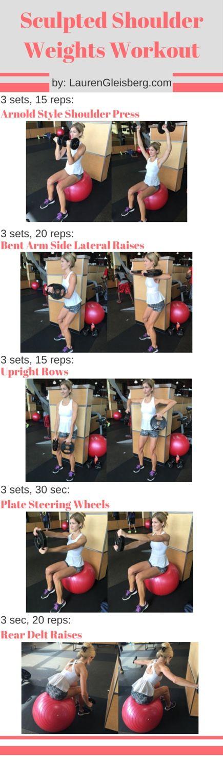 Shoulders (#LGKickStartFit Day 27) - 1/30