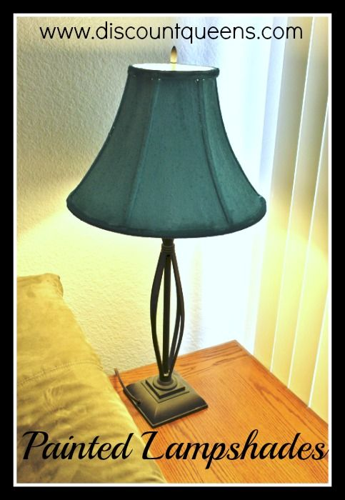 25 best ideas about painting lampshades on pinterest. Black Bedroom Furniture Sets. Home Design Ideas