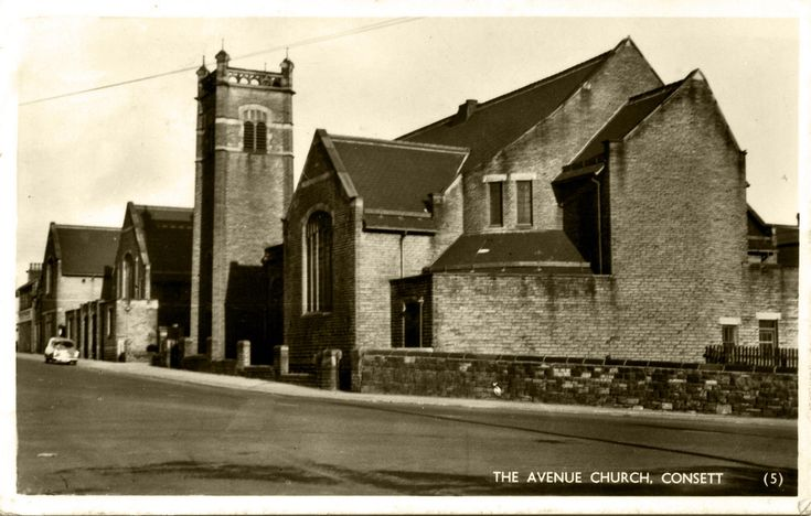 Consett Methodist Church has a long history which started more than 100 years before it was ever constructed. Methodism had strong roots