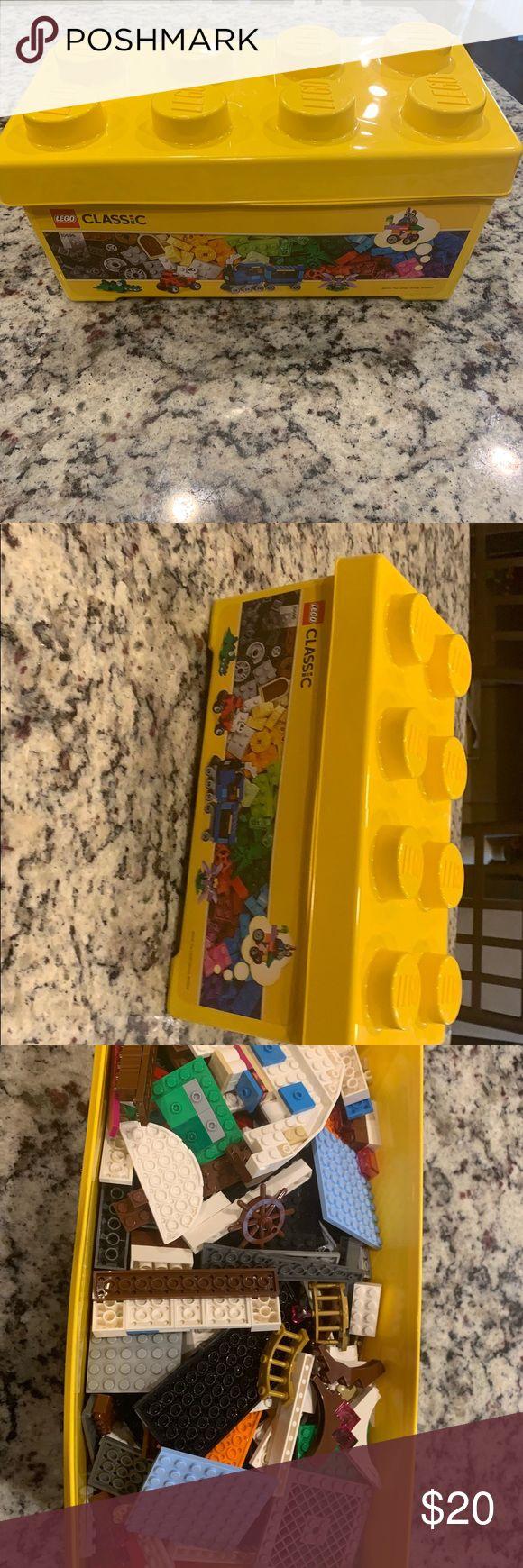 Legos box full 3lbs 15oz Völlig zufällige Menge verschiedener LEGO Teile Lego …   – My Posh Closet