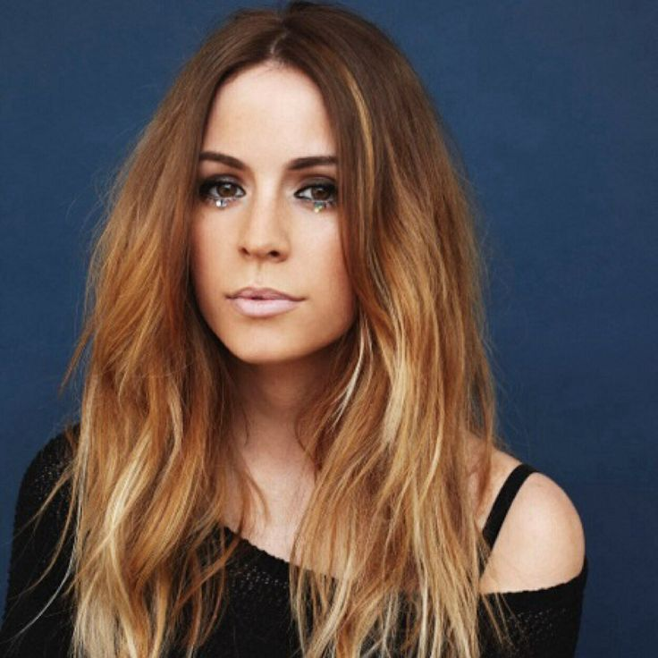 hair color & fun makeup - in #TheCraft by Lou Teasdale | model: Gemma Styles