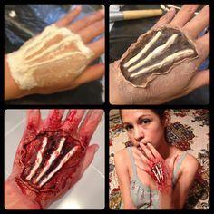 Resultado de imagen para disfraces de heridas
